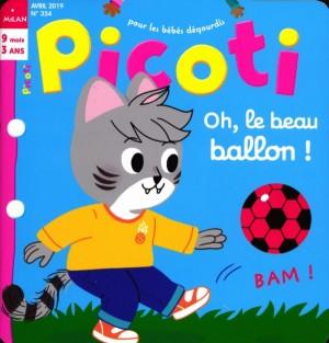 """Afficher """"Picoti n° 351 pour les bébés dégourdis"""""""