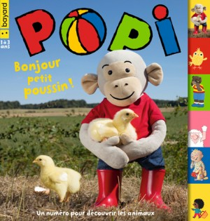 "Afficher ""Popi n° 393 Popi - mai 2019"""