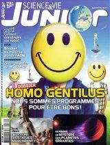 """Afficher """"Science & vie Junior n° 281<br /> Homo gentilus (février 2013)"""""""