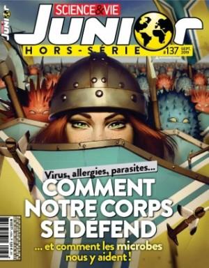 "Afficher ""Science & Vie Junior n° 137 Hors série Sept. 2019"""