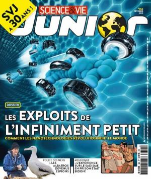 """Afficher """"Science & Vie Junior n° 353 Science & Vie Junior - février 2019"""""""