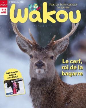 "Afficher ""Wakou n° 359 Wakou - février 2019"""