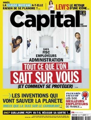 "Afficher ""Capital n° 329 Capital - février 2019"""