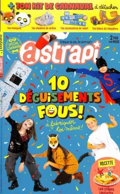 """Afficher """"ASTRAPI n° 919 10 déguisements fous"""""""