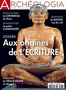 """Afficher """"Archeologia n° 573 Archeologia - février 2019"""""""