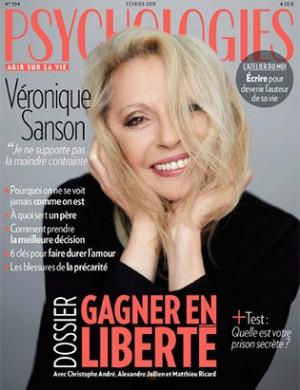 "Afficher ""Psychologies magazine n° 394 GAGNER EN LIBERTE"""