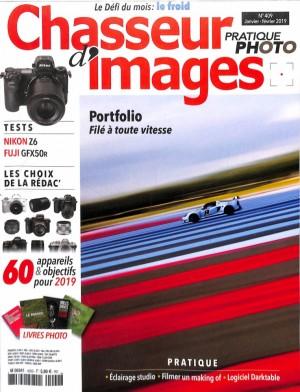 """Afficher """"Chasseur d'images n° 409 Chasseur d'images février 2019"""""""
