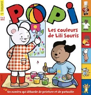 "Afficher ""Popi n° 391 Popi - mars 2019"""