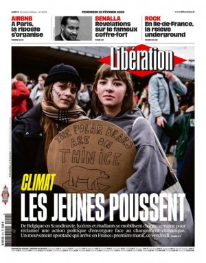 """Afficher """"Libération n° 11729 Libération - vendredi 15 février 2019"""""""