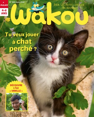 "Afficher ""Wakou n° 360 Wakou - mars 2019"""