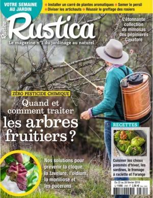 "Afficher ""Rustica n° 2565 Rustica - 22 février 2019 - 28 février 2019"""