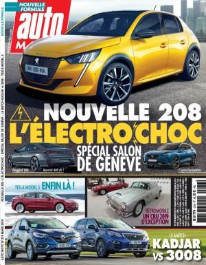 """Afficher """"Auto moto n° 276 Auto moto - mars 2019"""""""