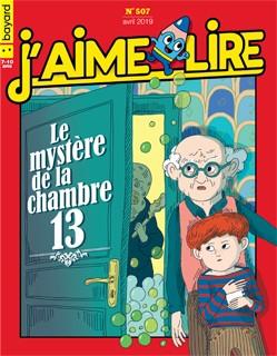 """Afficher """"J'aime lire n° 507 J'aime lire - avril 2019"""""""