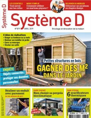"Afficher ""Système D n° 879 Système D - avril 2019"""