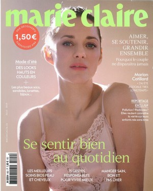 "Afficher ""Marie Claire n° 802 Marie Claire - juin 2019"""