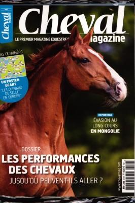 "Afficher ""Cheval magazine n° 570 Cheval magazine - mai 2019"""