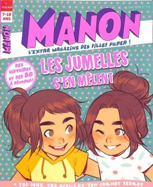 """Afficher """"Manon n° 171 Manon - mai 2019"""""""