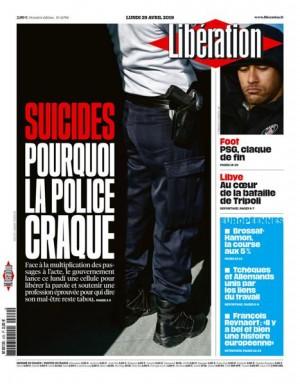 "Afficher ""Libération n° 11790 Libération - lundi 29 avril 2019"""