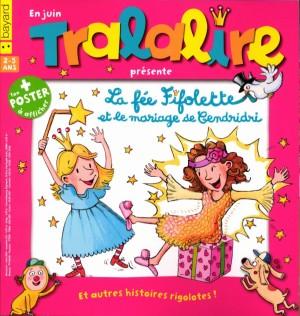 """Afficher """"Mes premières belles histoires / Tralalire n° 223 Tralalire - Juin 2019"""""""