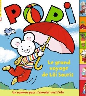 "Afficher ""Popi n° 394 Popi - juin 2019"""