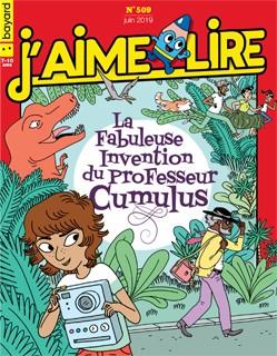 "Afficher ""J'aime lire n° 509 J'aime lire - juin 2019"""