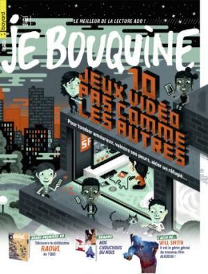"""Afficher """"JE BOUQUINE n° 424 10 jeux vidéo pas comme les autres"""""""