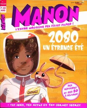 """Afficher """"Manon n° 172 Manon - juin 2019"""""""