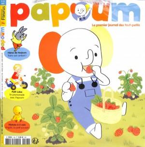 """Afficher """"Papoum n° 193 Papoum - mai 2019"""""""