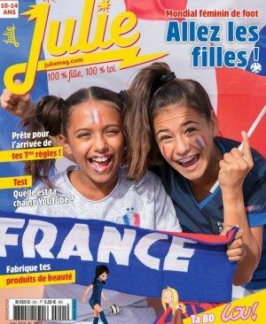 """Afficher """"JULIE n° 251 JULIE - juin 2019"""""""