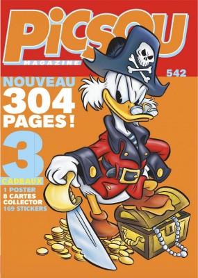 "Afficher ""Picsou magazine n° 542 Picsou magazine - avril 2019"""