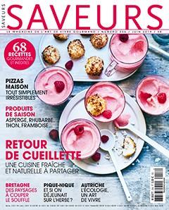 "Afficher ""SAVEURS n° 256 SAVEURS - juin 2019"""
