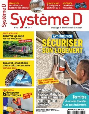 """Afficher """"Système D n° 881 Système D - juin 2019"""""""