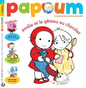 """Afficher """"Papoum n° 194 Papoum - juin 2019"""""""