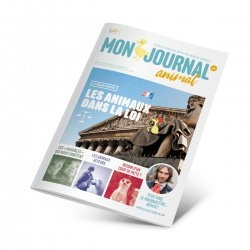 """Afficher """"Mon journal animal n° 3 Mon journal animal - 01 mai 2019 - 30 juin 2019"""""""