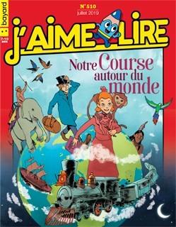 "Afficher ""J'aime lire n° 510"""