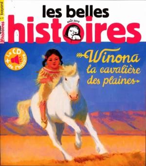 """Afficher """"Les Belles Histoires n° 560 Les Belles Histoires - Août 2019"""""""