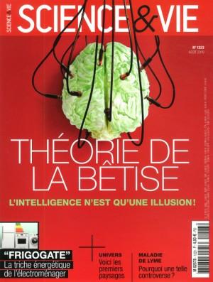"""Afficher """"Science & vie n° 1223 Science & vie - août 2019"""""""