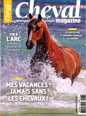 "Afficher ""Cheval magazine n° 573 Cheval magazine - août 2019"""