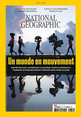 "Afficher ""National Géographic n° 239 National Géographic - août 2019"""