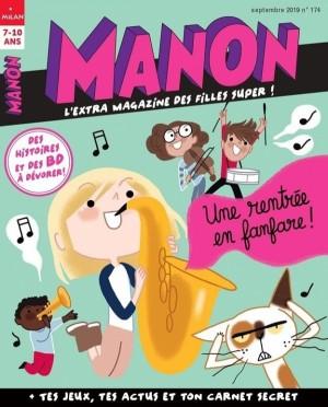 "Afficher ""Manon n° 174 Manon - septembre 2019"""