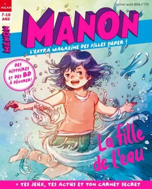 """Afficher """"Manon n° 173 Manon - juillet 2019"""""""
