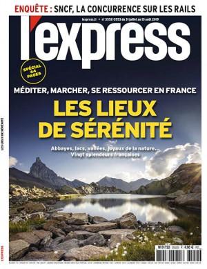 """Afficher """"L'EXPRESS n° 3552 - 3553L'EXPRESS - 31 juillet 2019 - 13 août 2019"""""""