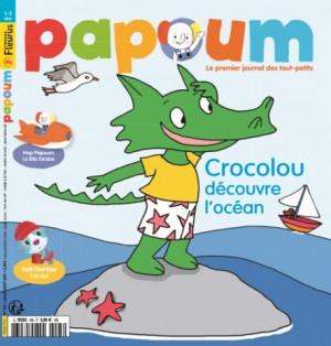 """Afficher """"Papoum n° 195 Papoum - juillet 2019"""""""