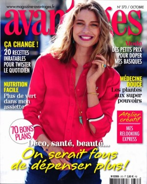 "Afficher ""Avantages n° 373 Avantages - Octobre 2019"""