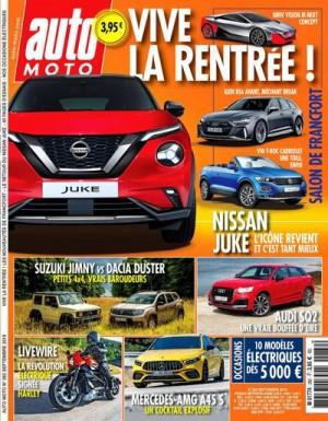 "Afficher ""Auto moto n° 282 Auto moto - Septembre 2019"""