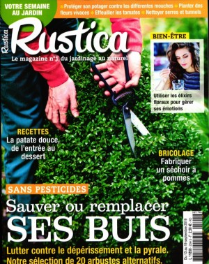 "Afficher ""RUSTICA n° 2594 RUSTICA - 13 septembre 2019 - 19 septembre 2019"""