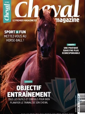 "Afficher ""Cheval magazine n° 575 Cheval magazine - octobre 2019"""