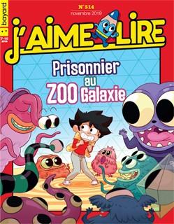 """Afficher """"J'aime Lire n° 514 J'aime Lire - novembre 2019"""""""
