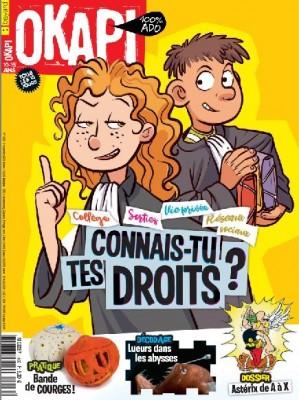 """Afficher """"OKAPI n° 1099 OKAPI - 01 novembre 2019 - 15 novembre 2019"""""""