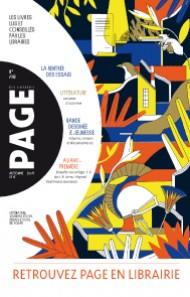 """Afficher """"Page des libraires n° 198 Page des libraires - automne 2019"""""""